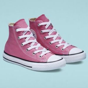 Converse | Pink Chuck Taylor All-Star High Tops